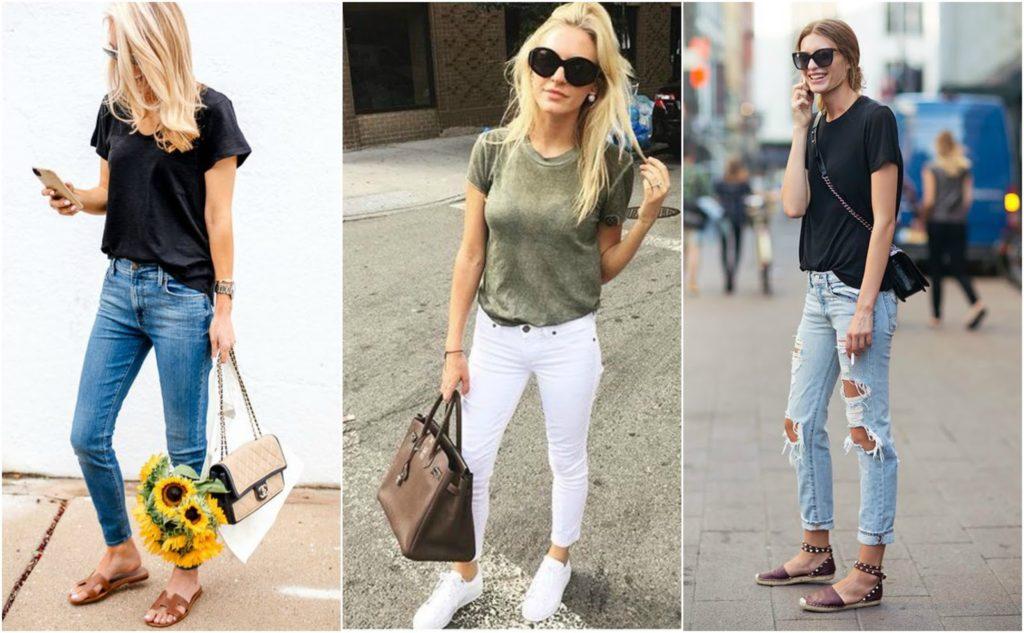 summer style, basics, pinterest