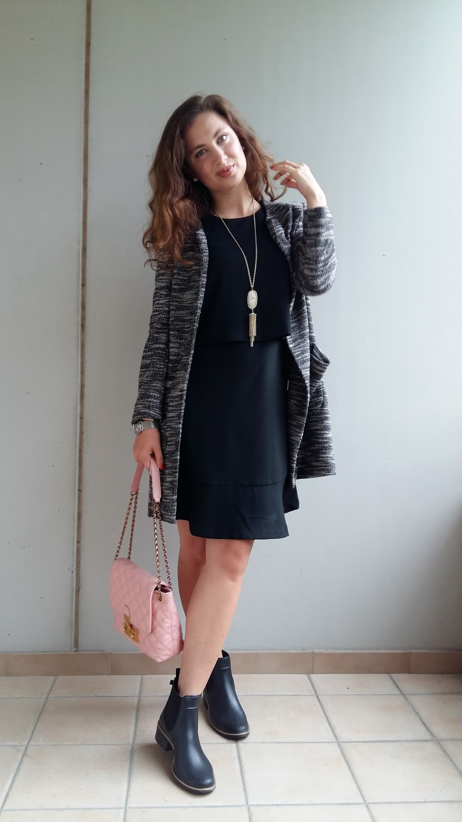 LBD, black dress, banana republic, marc jacobs, kate spade, fall fashion