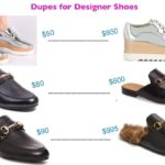 Dupes for Designer Shoes