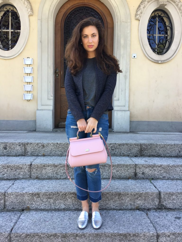 The Brunette Nomad- Springtime With Dolce 1
