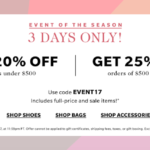 My Picks: Shopbop End of the Season Sale