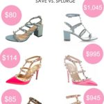 Dupes for the Valentino Rockstuds (All Under $150)