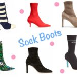 Trend Talk: Sock Boot