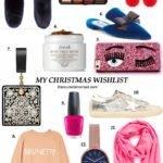 Holiday Gift Guide: My 2017 Christmas Wishlist