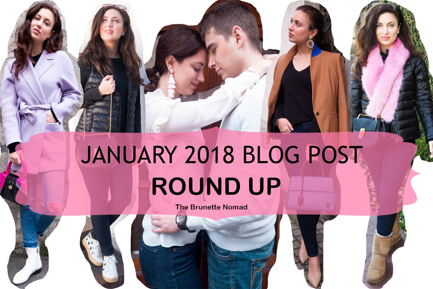 January 2018 Blog Post Round Up-Fashion blogger
