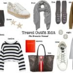 Travel Outfit Edit & A Few Travel Essentials