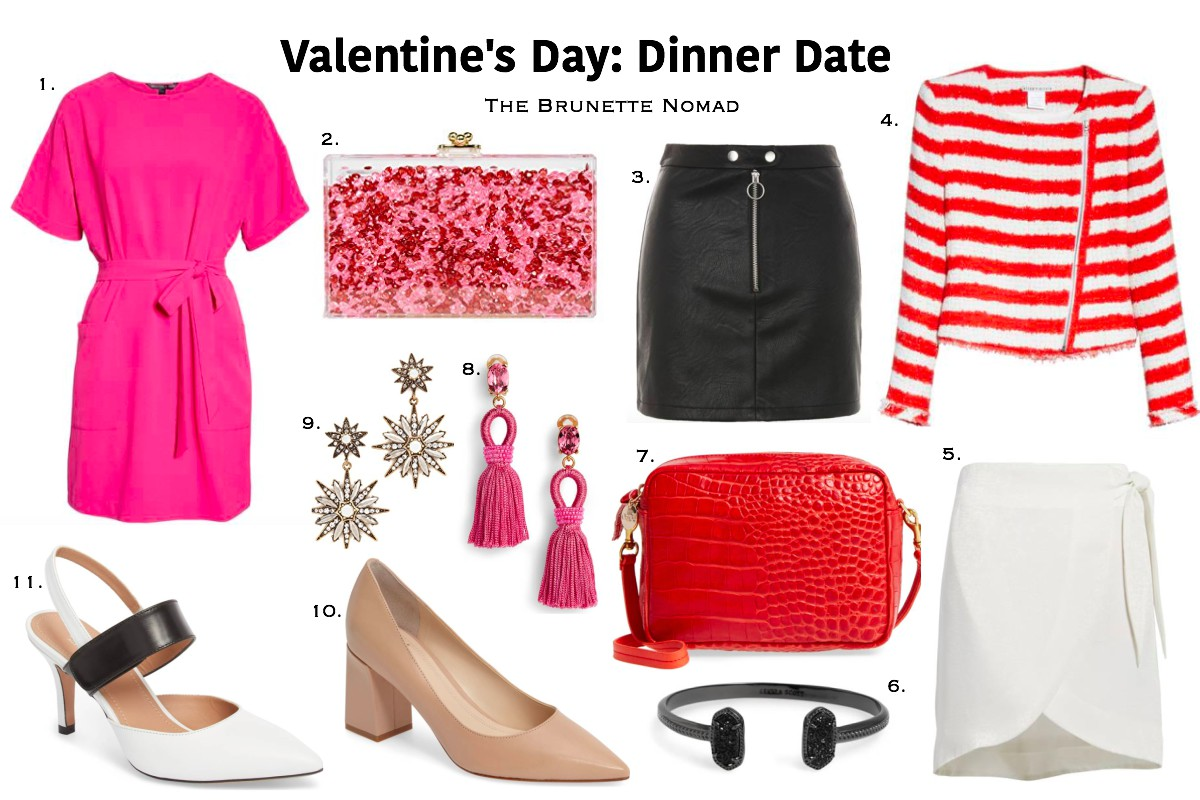 Valentineu0027s Day Dinner Date Outfit Ideas
