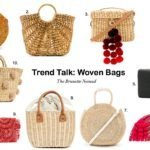 Trend Talk: Woven Bags