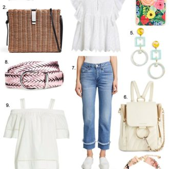 new arrivals for Spring from a Dallas fashion blogger