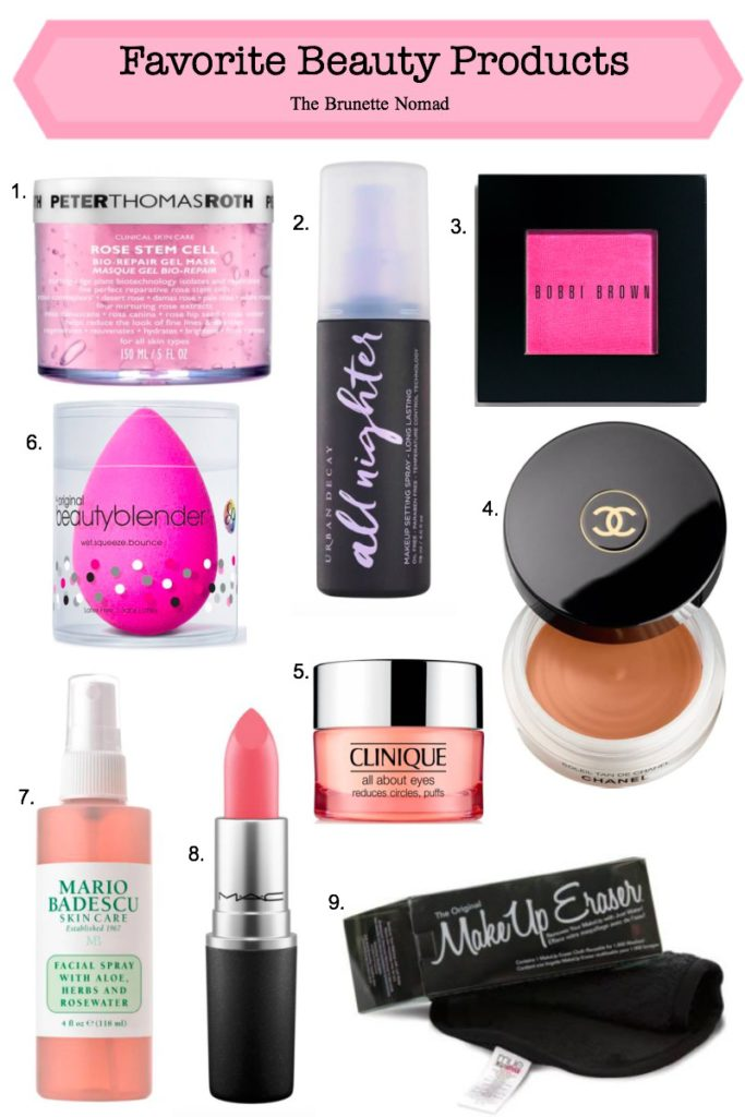 favorite nordstrom beauty products | Dallas fashion blogger