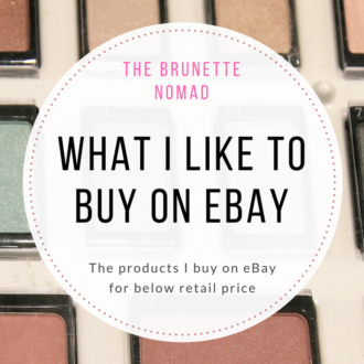 The products I buy below retail price on eBay | Dallas fashion blogger